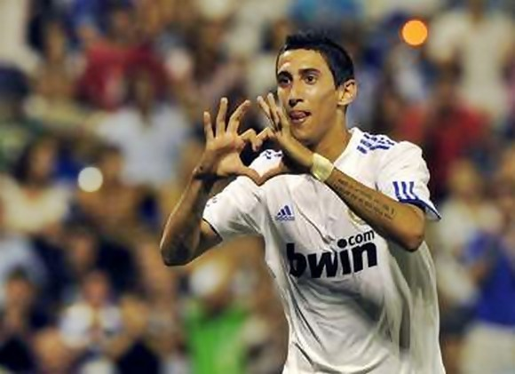 Angel Di Maria eyeing a move away from Real Madrid