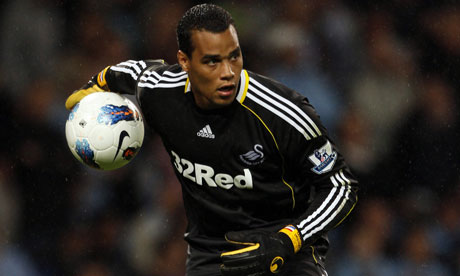Swansea admit Chelsea and Man Utd interest in Vorm