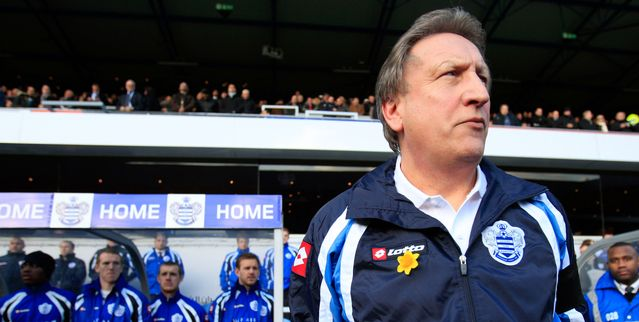 Neil Warnock sacked