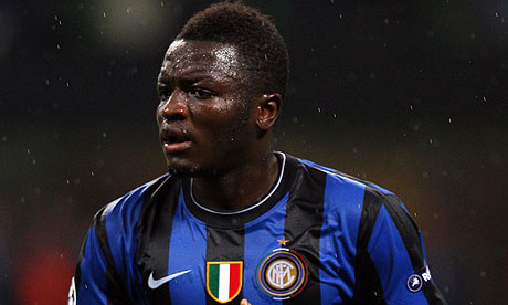 Sulley Muntari set to join AC Milan