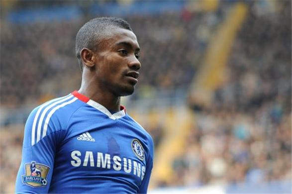 AC Milan want to sign Salomon Kalou