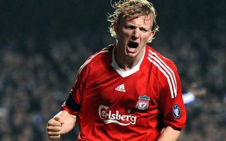 Dirk Kuyt set to leave Liverpool