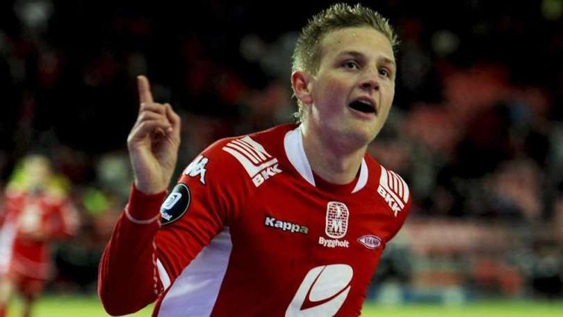 Official: Erik Andre Huseklepp returns to Brann