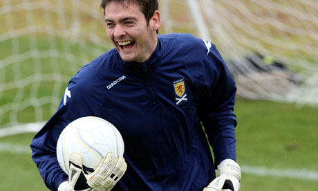 Craig Gordon eyeing Udinese move