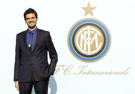Inter boss Stramaccioni starting to rebuild his squad