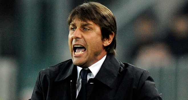Juve boss Antonio Conte banned for ten months