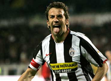 Del Piero may return to Juventus!