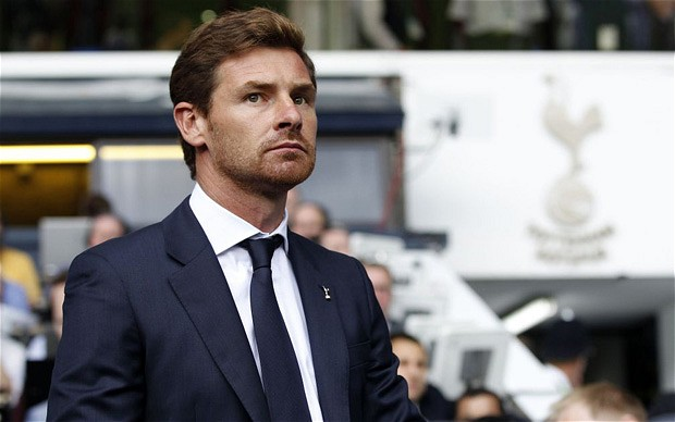 Can Andre Villas-Boas turn his career around at Tottenham?