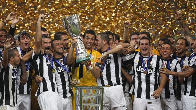 Italian Super Cup: Juventus 4-2 Napoli