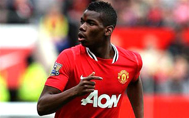 Official: Paul Pogba joins Juventus