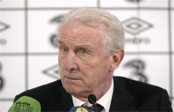 Do the Republic of Ireland team need a new boss?