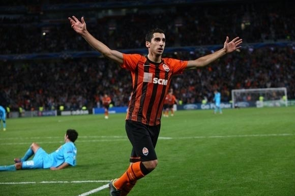 Henrikh Mkhitaryan attracting interest