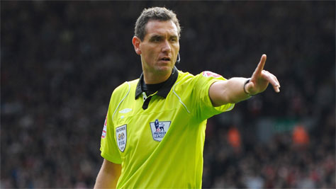 Derby referee needs to be sensible