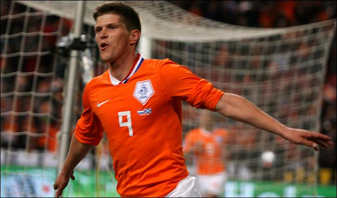 Could Klaas-Jan Huntelaar be heading for Juventus?