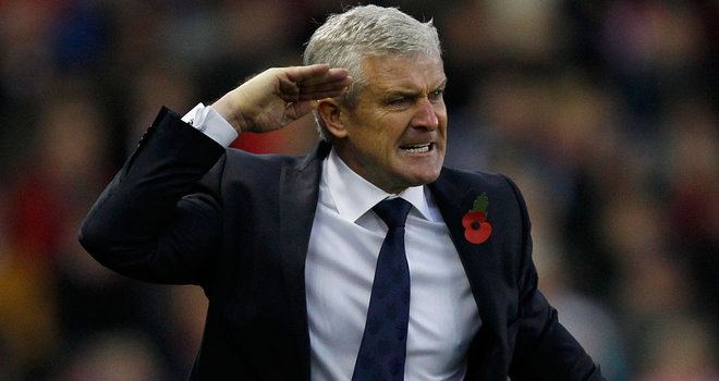 Queens Park Rangers part company with Mark Hughes