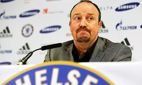 Benitez faces Manchester City in debut Chelsea game