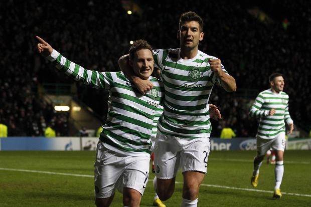 Celtic progress, as holders go out of the Champions League