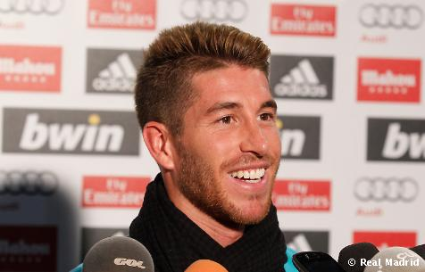 Sergio Ramos expects that every international player will come back without any injuries