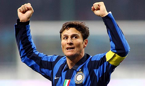 "Inter Milan, Zanetti: "" We must gain the third place""."