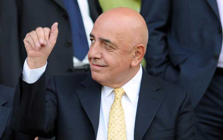 Galliani: AC Milan is stronger than last year