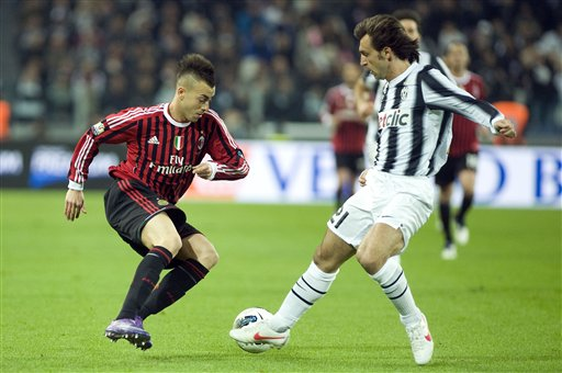 Alliance Juventus-AC Milan for Italy national team