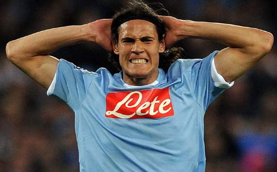 Napoli: Is a mysterious woman the cause of Cavani's crisis?