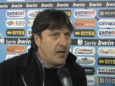 Pescara: the president against the referee
