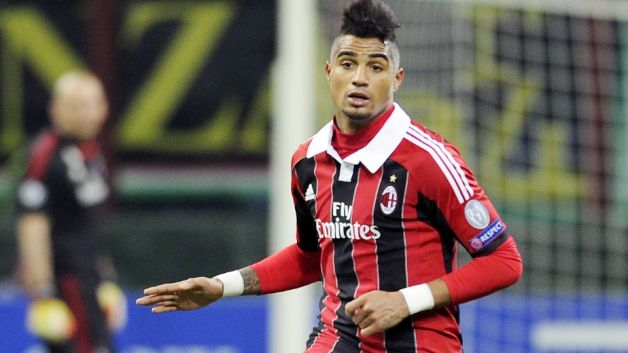 AC Milan and Kevin Prince Boateng's future
