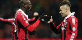 AC Milan: El Shaarawy or Lavezzi?