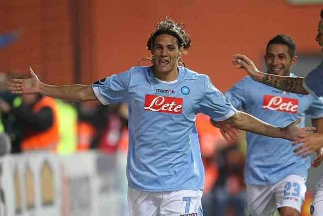 Napoli, is Cavani the new Maradona?
