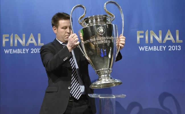 Villar is confident to see the Real Madrid-Barcelona in the Champions League Final match