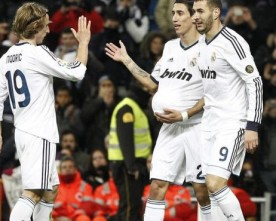 Modric instead of Di Maria, Mourinho's surprise