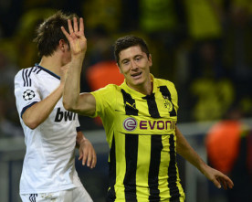 Dortmund hammers Real Madrid in Champions League semi-final