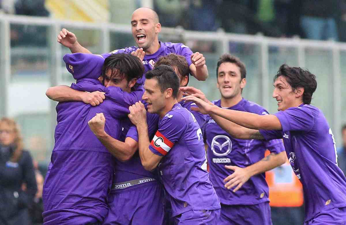 Towards Fiorentina-AC Milan