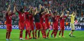 Bayern Munich hammers Barcelona in Champions League semi-final