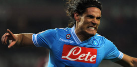 Serie A: Cavani, Jovetic and Osvaldo