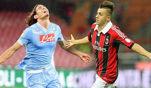 Duel AC Milan-Napoli for Champions League
