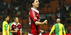 AC Milan towards the match vs Catania