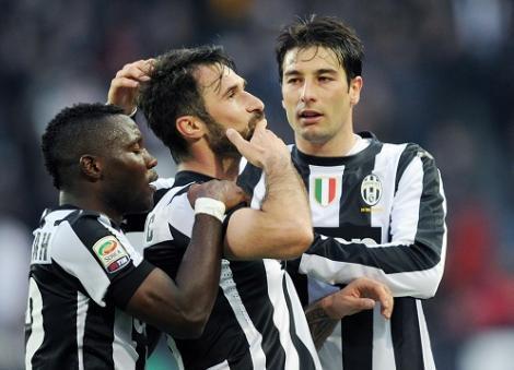 Juventus vs Pescara 2-1