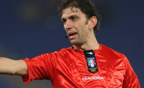 Serie A and referees' errors