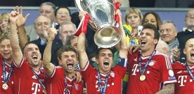 Bayern Munich triumph in Champions League final
