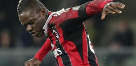 Balotelli saves a bad AC Milan