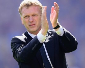 David Moyes confirmed as new Manchester United boss