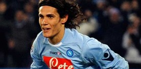 Napoli:Dilemma for Cavani
