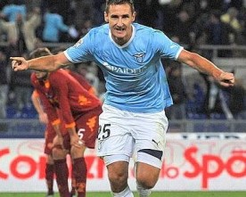 Klose: the decisive element for Lazio