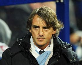 Manchester City fire Roberto Mancini