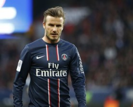David Beckham set to call time on his football career