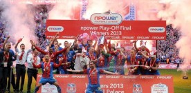 Crystal Palace beat Watford in Championship play-off final