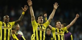 Dortmund make it to the Champions League final