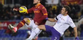 Towards Fiorentina-Roma